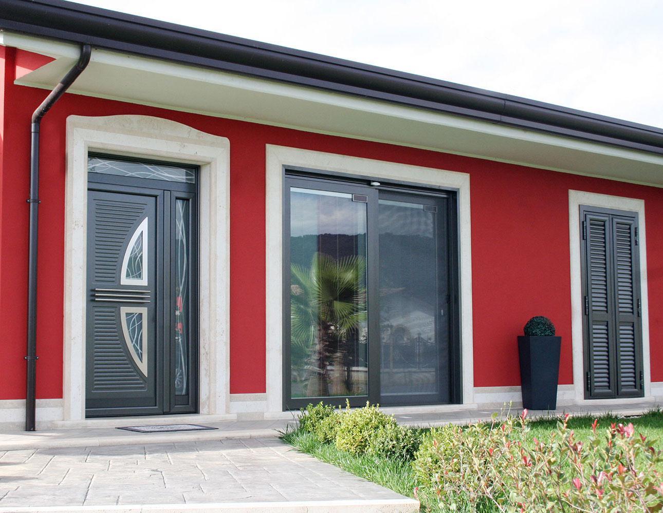 Porte e finestre ded infissi srl - Baltera srl unipersonale porte e finestre ...
